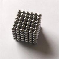 China rare earth magnet balls/ndfeb magnet sphere manufacturer wholesale