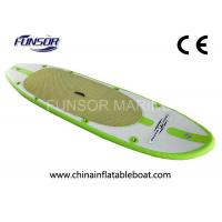 China 0.9mm PVC iSUP One Person Custom Paddle Boards Sit On Kayak wholesale