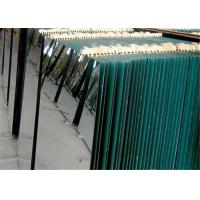 China Safety Large Silver Mirror Glass Sheet Color Optional Moisture Resistant wholesale
