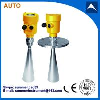 China Smart Radar Level Meter/Continuous Level Sensor/Non contacting Measurement WIth Competivite Price wholesale