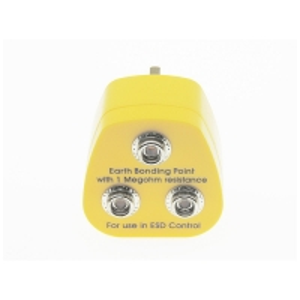 China RoHS CE Static Dissipative 3*10mm Stud Earth Bonding Plug wholesale