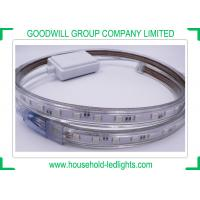 China IP65 Flexible LED Strip Light SMD 5050 RGB Pure White Low Voltage DC12V wholesale