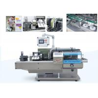 China New ConditionPharmaceutical Automatic Blister Cartoning Machine With PLC wholesale