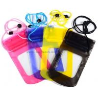 0.3mm Vinyl Small Waterproof Case Light Weight With High Frequency Welded Technics