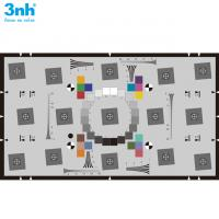 China ISO Standard Camera Resolution Chart 3nh / Sineimage For HDTV Cinema Camera Test wholesale