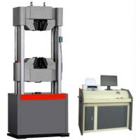 China 200 Ton Tensile Compression Tester, Computer Display Universal Tensile Tester on sale