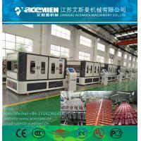 China plastic glazed roof tile making machine PVC glazed roof plate extrusion line wholesale
