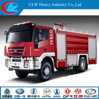 China Iveco Hongyan Foam-Water Fire Fighting Truck (CLW5190) wholesale