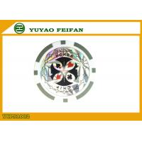 China ABS Gray Authentic Casino Poker Chips Customized Poker Chips wholesale