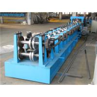 China Automatic Z Purlin Roll Forming Machine , Durable Roll Former Machine Chain Drive wholesale