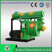Buy cheap Poultry Feed Pellet Macking Machine/Manure Pellet Making Press from wholesalers
