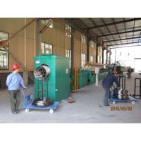Quality Fully High carbon Straight Line Wire Drawing Machine With Double Inverter Control for sale