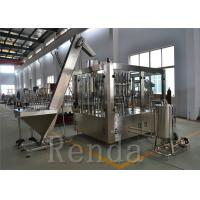 China Mineral/Pure Water Bottle Filling Machine Stainless Steel PET Bottling Equipment wholesale