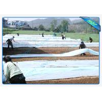 China Durable Super Wide Non Woven Weed Barrier Fabric For Ginseng Planting wholesale