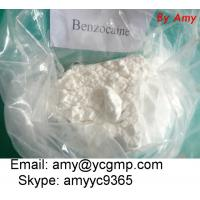 China Benzocaine  Safely pass Customs Local Anesthetic Benzocaine cas 94-09-7   topical pain reliever wholesale