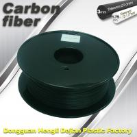 China Carbon Fiber 3D Printing Filament  .Black Color,0.8kg / Roll ,1.75mm 3.0mm wholesale