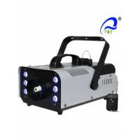 China Indoor Portable 950W Stage Fog Machine With 6 * 3w LED RGB 3 in 1 Light Source on sale