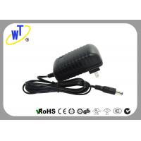 China AC 50Hz 220V Input DC 18W Output Wallmount Power Adapter with CCC Plug , 2 Pins wholesale