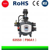 China F96A1 50 m3/h Multi-function Automatic Softner Control Valve For Water Treatment wholesale