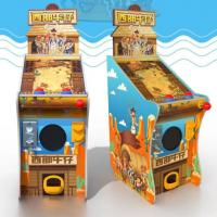 China Coin - Operated Colorful Pinball Game Machine High End Atmospheric Grade wholesale