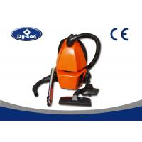 China Commercial Backpack Wet Dry Vacuum Cleaner Different Colors 5 Layers Filtration System wholesale
