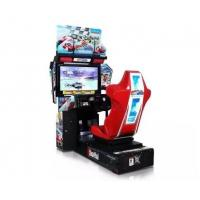 China Coin Operated Driving Car Racing Motion Game Machine Simulator Amusement Arcade Car Racing Game Machine wholesale