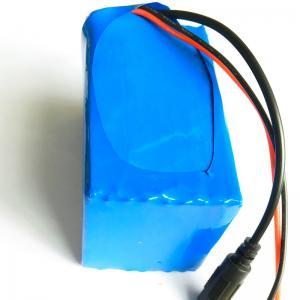 China Custom 14.4Wh 12 V 12000mAh 18650 Battery Pack wholesale