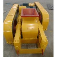 Quality Good limonite crusher for limonite industry -double roller crusher for sale