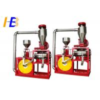 China Micron Size PET Plastic Bottle Grinder Machine Water Cycle And Wind Cooling Available wholesale