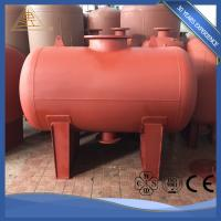 China Welded Carbon / Stainless Steel Potable Water Storage Tanks Industrial Insulated wholesale