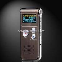 China Digital Voice Recorder MP3 Player, 2GB CT-DVR0028 wholesale