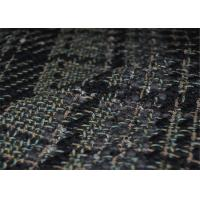 "China Latest Design Tweed Wool Fabric Breathable Tweed Upholstery Fabric For Scarf 57/58"" wholesale"
