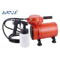 China CE Approval Membrane Type Spray Gun Air Compressor Oil Free Low Noise on sale