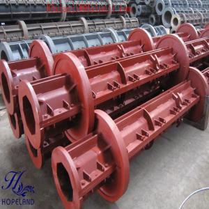 China Steel Mould, Concrete Pole Steel Mould wholesale