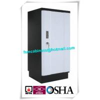 China 150L Vertical Anti Magnetic Fireproof Locking File Cabinet For Document / Data Storage wholesale