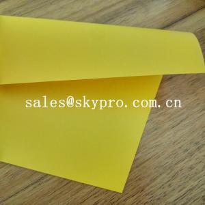 China Custom Matt PVC Film Sheeting REACH Quality PVC Plastic Sheet 0.3mm - 2mm wholesale