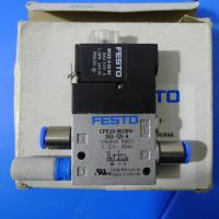 China FESTO Electric Solenoid Valve CPE10-M1BH-3GL-QS-4 With High Performance wholesale