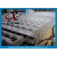 China Concrete Floor Reinforcing Mesh , Steel Mesh For Concrete Reinforcement wholesale