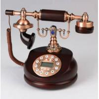 China Wooden Antique Phone wholesale