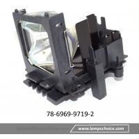 China Original Projector Lamp with housing For 3M X80 Projector (78-6969-9719-2) wholesale