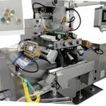 China 10 inch Vegetable Gelatin / Starch Erkang Carrangeen Softgel Encapsulation Making Machine wholesale