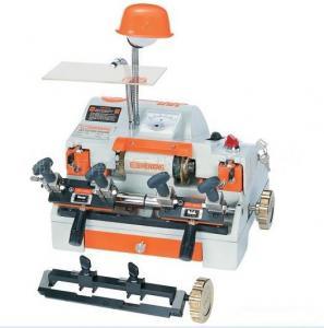 China Dual Cutter Key Duplicating Machine(100-B) wholesale