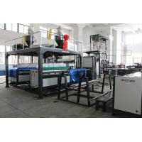 China DYF - 1200 PE Air Bubble Film Making Machine 7.5m x 3.2m x 2.8m Overall Dimension wholesale