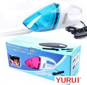 China Plastic Customized Handheld Car Vacuum Cleaner 12v 35w - 60w Long Working Life wholesale