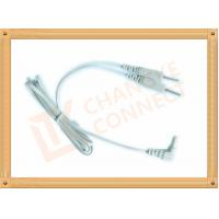 China DC 2.35 To 2.0 Y Type Medial  tens lead wires EMS Adapter Cable wholesale