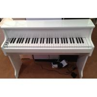 China 61 Key Upright Charged Toy Wooden Piano , Digital Portable Keyboard Piano wholesale