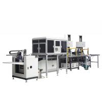 China Fully Automatic Rigid Box Making Machine WM-4045A to Make the Rigid Gift Boxes on sale