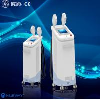 China 2015 Newest shr ipl laser for fast speed and permanent hair removal and skin rejuvenation wholesale