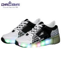 Quality Comfortable Led Light Up Kids Roller Skate Shoes LED Light Up Shoes for sale