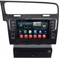 China  Bluetooth Vw Dvd Gps With Android Car Dvd Player For Volkswagen Golf7 With Gps Touchscreen wholesale